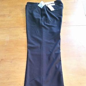 Laundry By Shelli Segal Black Ankle Dress Pants